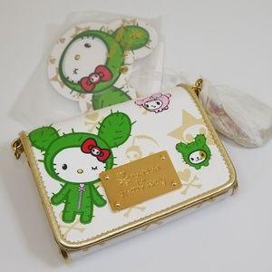 Hello Kitty X Tokidoki Wallet